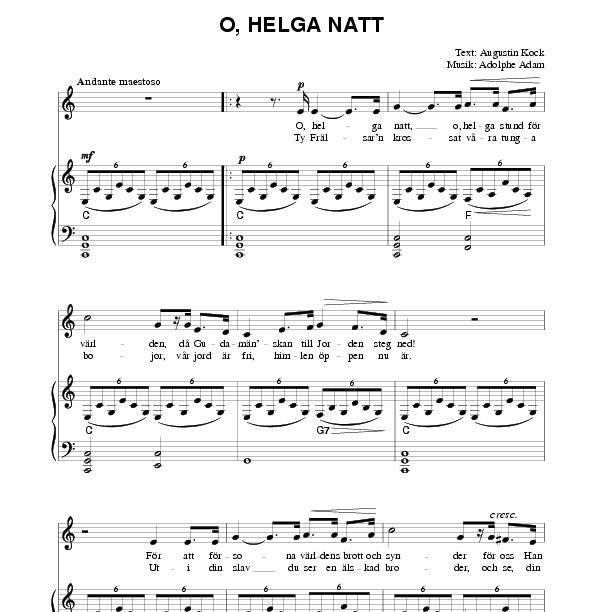 Jussi Björling - Adams Julsång / Beethovens Lovsång
